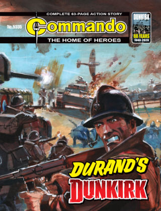 Commando Issue 5335