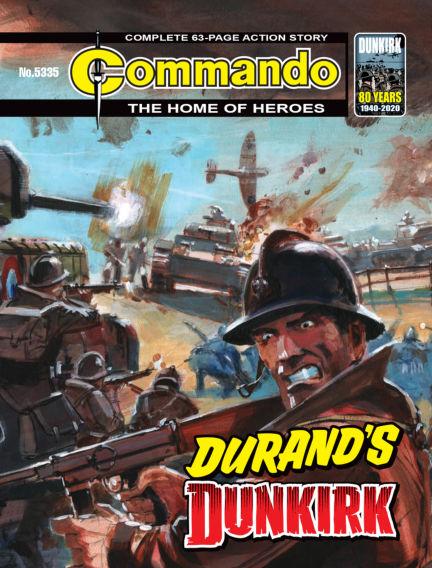 Commando May 26, 2020 00:00