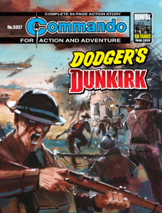 Commando Issue 5337