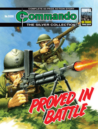 Commando Issue 5338