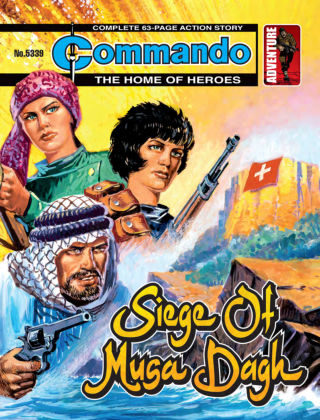 Commando Issue 5339