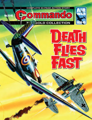 Commando Issue 5340