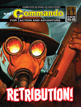 Commando Issue 5341