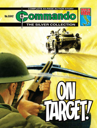 Commando Issue 5342