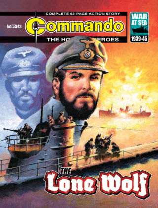 Commando Issue 5343