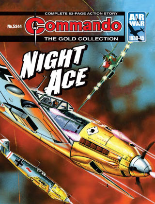 Commando Issue 5344
