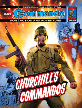 Commando Issue 5345