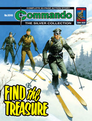 Commando Issue 5346