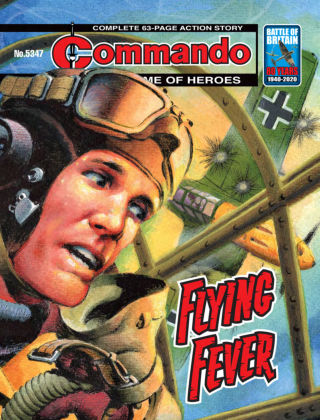 Commando Issue 5347