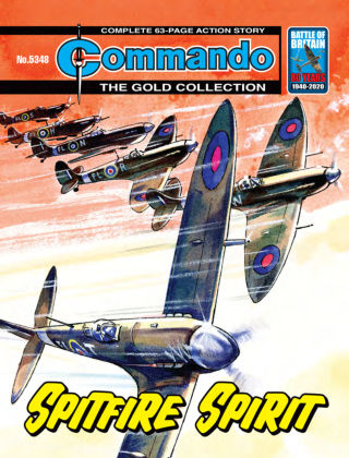 Commando Issue 5348
