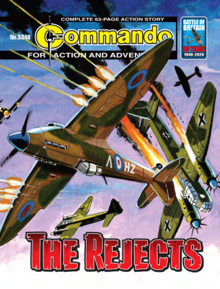 Commando Issue 5349