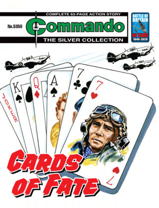 Commando Issue 5350