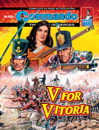 Commando Issue 5351