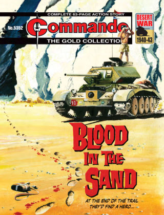 Commando Issue 5352