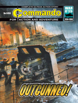 Commando Issue 5353