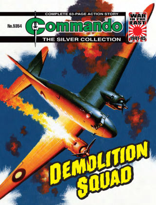 Commando Issue 5354
