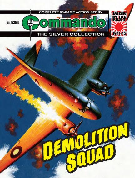 Commando July 21, 2020 00:00