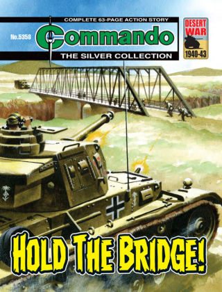 Commando Issue 5358
