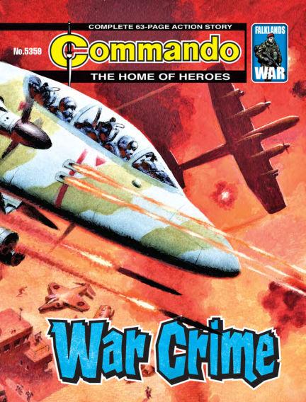 Commando August 18, 2020 00:00