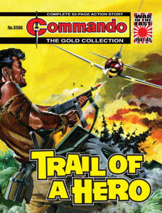 Commando Issue 5360