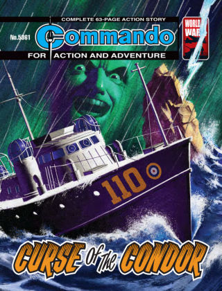 Commando Issue 5361