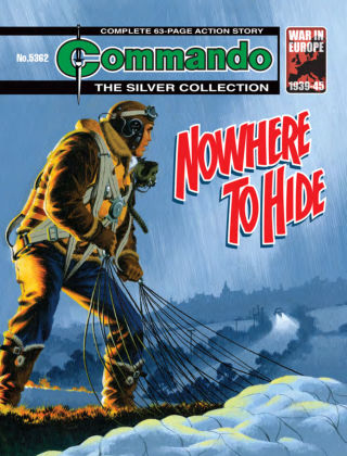 Commando Issue 5362