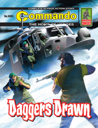 Commando Issue 5363
