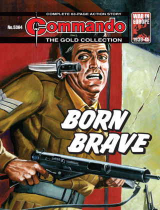 Commando Issue 5364