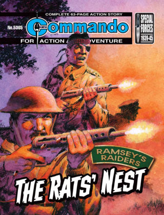 Commando Issue 5365