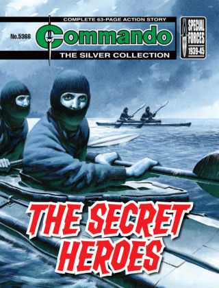 Commando Issue 5366