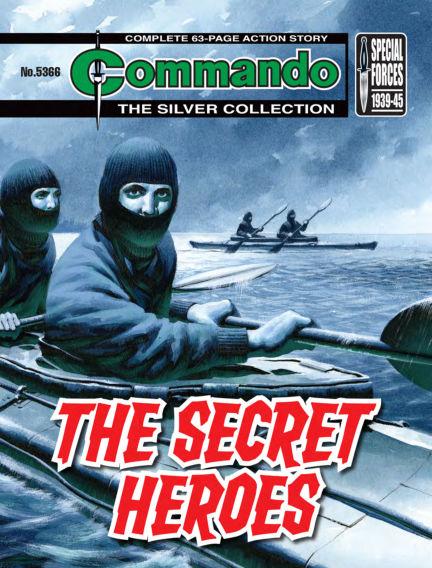 Commando September 01, 2020 00:00