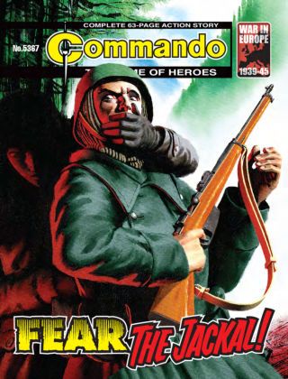 Commando Issue 5367