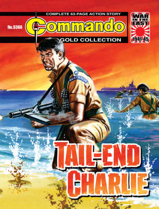 Commando Issue 5368