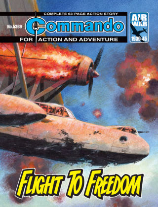 Commando Issue 5369