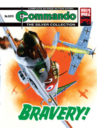 Commando Issue 5370