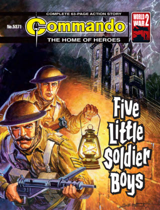 Commando Issue 5371
