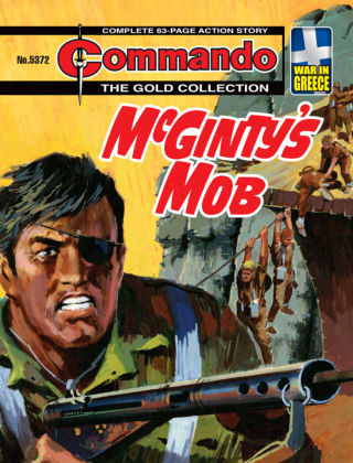 Commando Issue 5372