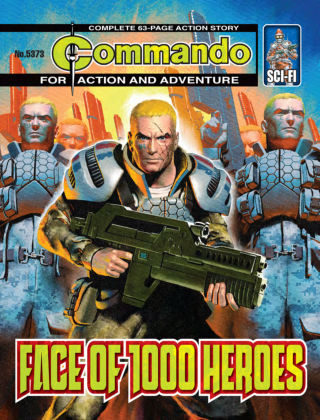 Commando Issue 5373