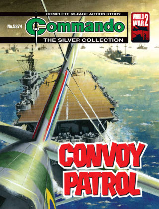 Commando Issue 5374