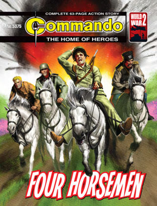 Commando Issue 5375