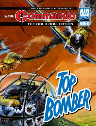 Commando Issue 5376
