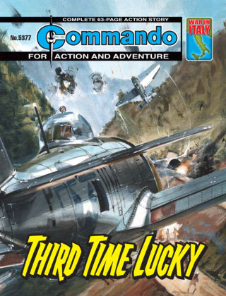 Commando Issue 5377