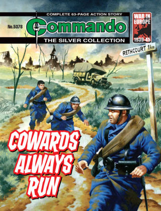 Commando Issue 5378