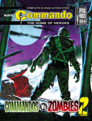 Commando Issue 5379