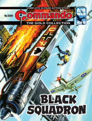 Commando Issue 5380