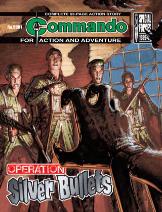 Commando Issue 5381