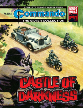 Commando Issue 5382