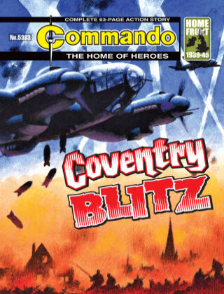 Commando Issue 5383