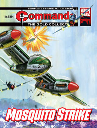 Commando Issue 5384
