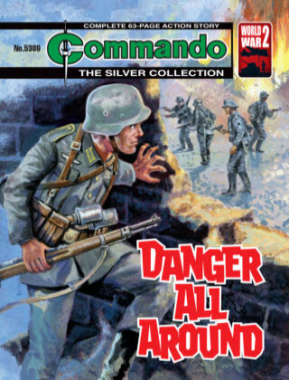Commando Issue 5386